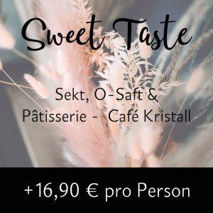 Sweet Taste